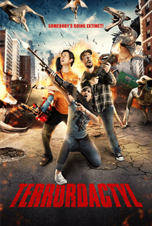 Picture of Terrordactyl poster.